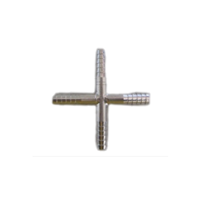 Снимка на Връзка кръст метална 1/4 х 1/4 х 1/4 х 1/4